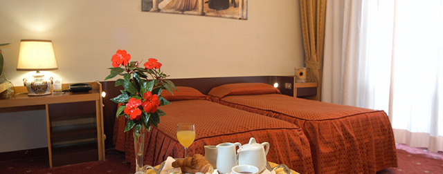 Hotel 4 stelle Golden Tulip Mirage Firenze